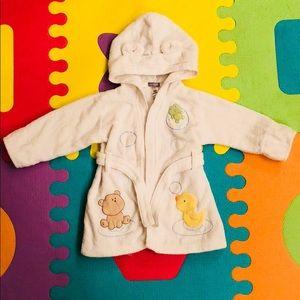 Super Cute Carter's Baby Bath Robe